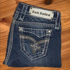 Rock Revival Jeans Vivian Boot
